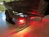 LED Combination Trailer Tail Light - 6 Function - Submersible - 12 Diodes - Passenger Side Rectangle STL14RB