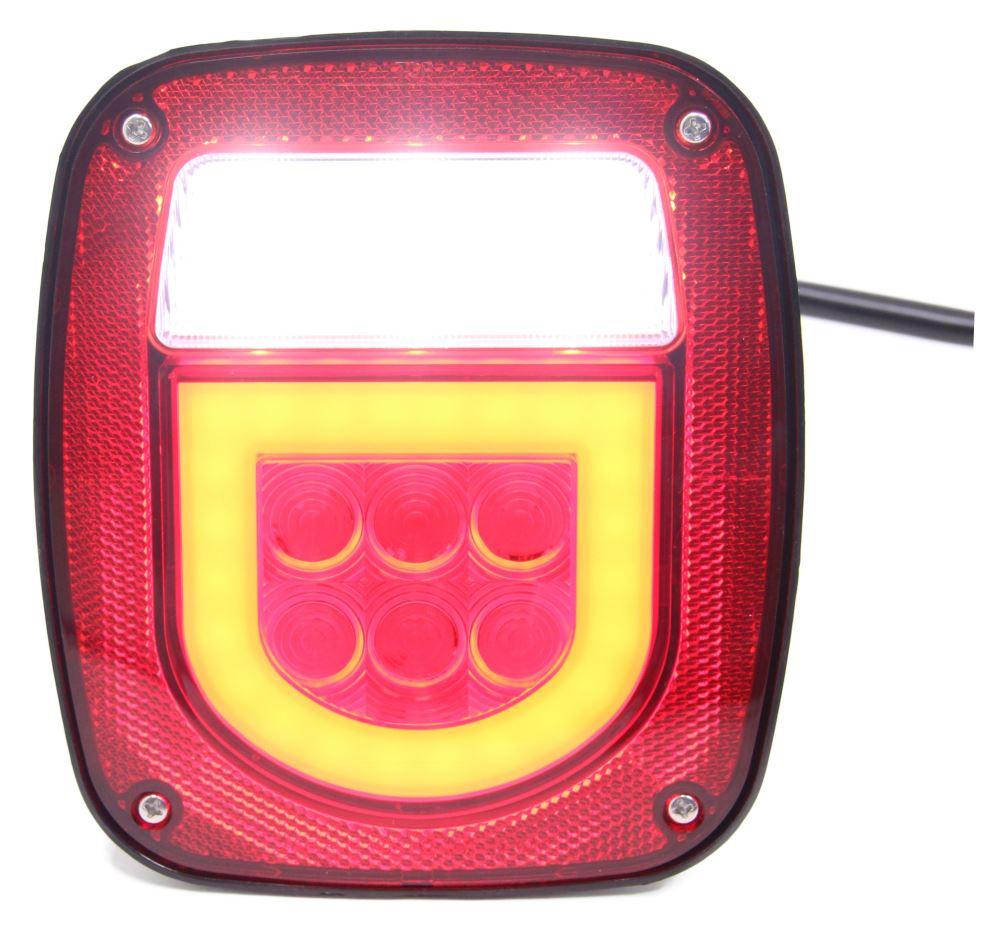 Optronics Trailer Lights - STL161RB