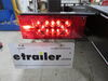 Trailer Lights STL17RB - Stop/Turn/Tail,Side Marker,Rear Clearance,Side Reflector,Rear Reflector,License Plate - Optronics