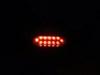 STL22CCRB - 6-1/2L x 2W Inch Optronics Tail Lights
