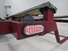 Miro-Flex LED Trailer Tail Light - Stop, Tail, Turn - Submersible - 12 Diodes - Clear Lens Oval STL22RCB