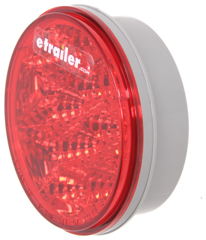 Trailer Lights STL23R24B - Round - Optronics