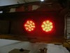 Miro-Flex LED Trailer Tail Light - Stop/Turn/Tail - Submersible - 12 Diodes - Round - Red Lens - 24V Stop/Turn/Tail STL23R24B
