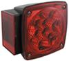 Trailer Lights STL29RB - Stop/Turn/Tail,Side Marker,Side Reflector,Rear Reflector,License Plate - Optronics
