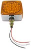 optronics trailer lights stop/turn/tail side marker reflector non-submersible stl53ardb