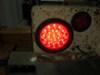 Trailer Lights STL55RB - 4 Inch Diameter - Optronics