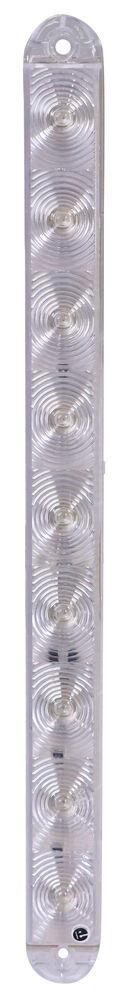Trailer Lights STL59RCB - 12-1/2L x 1W Inch - Optronics