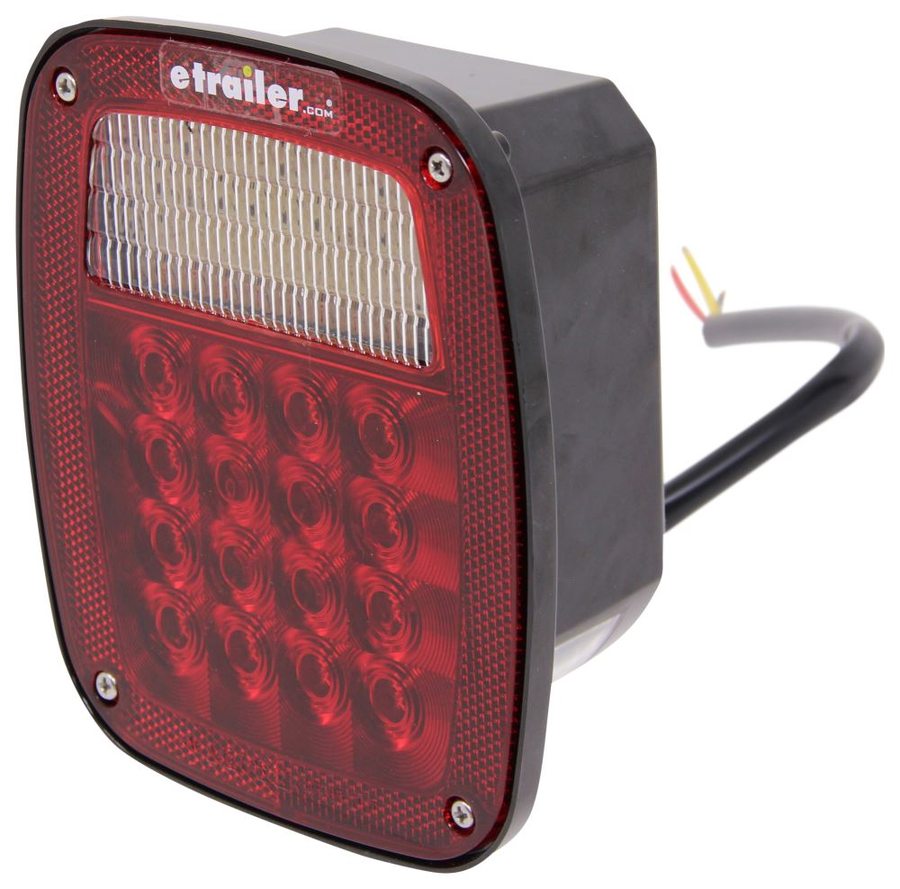 Trailer Lights STL60RLBP - Non-Submersible Lights - Optronics