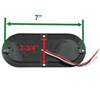 STL78RB - Oval Optronics Tail Lights