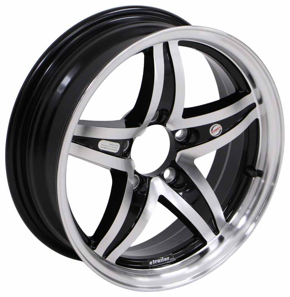 Lionshead Trailer Tires and Wheels - SULY-150-500-5BMF