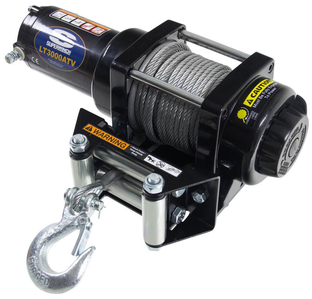 Superwinch Medium Line Speed Electric Winch - SW1130220