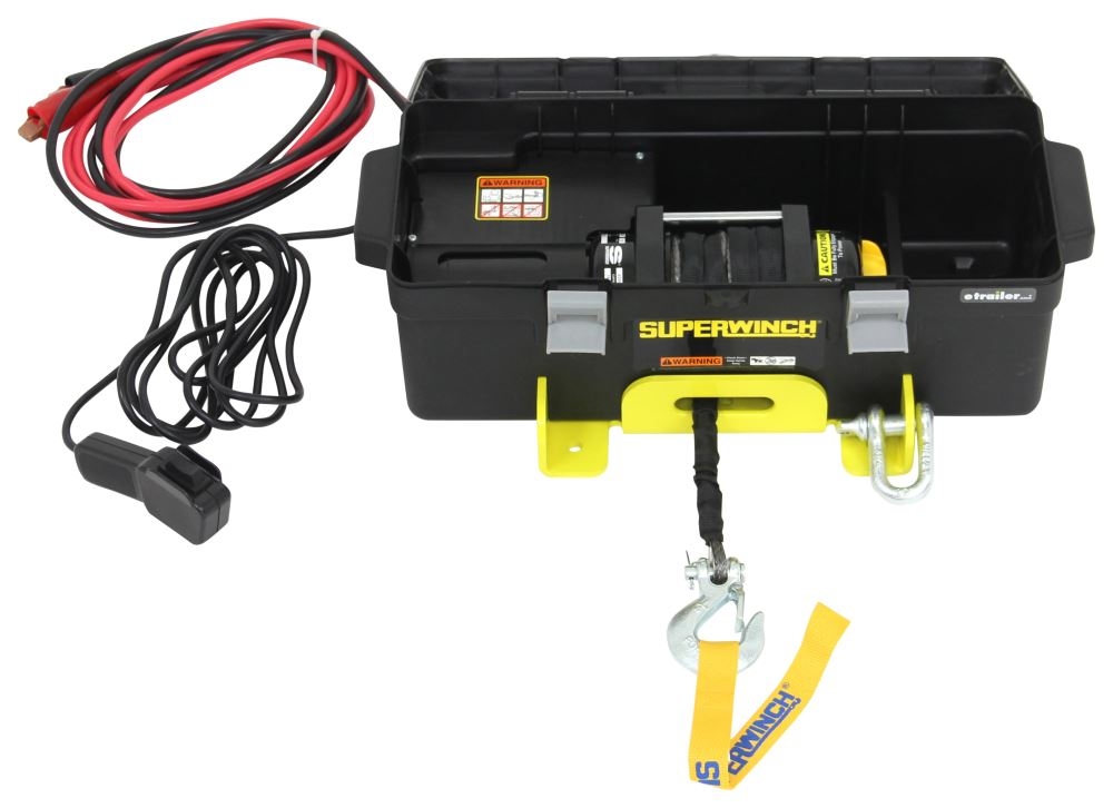 SW1140232 - Fast Line Speed Superwinch Utility Winch