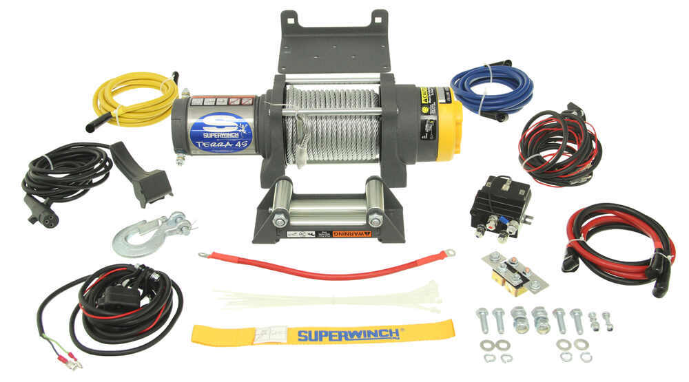 Electric Winch SW1145220 - 2.0 HP - Superwinch