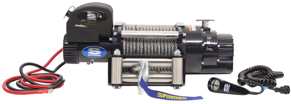 Electric Winch SW1618200 - Slow Line Speed - Superwinch