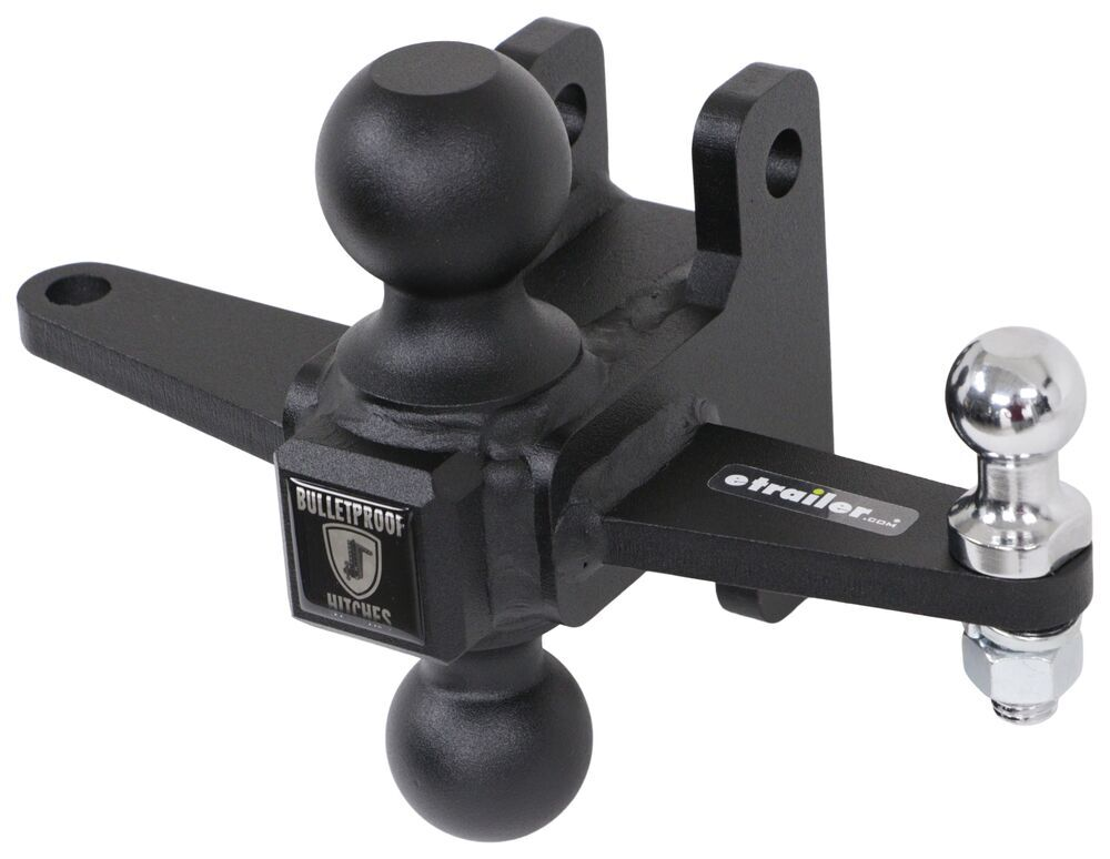 Accessories and Parts 358SWAYCONTROLBALL - Ball Platform - BulletProof Hitches