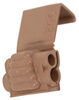 spectro accessories and parts wiring wire connectors quick splices - self-stripping connector closed port 14-16-18/10-12 gauge brown qty 1