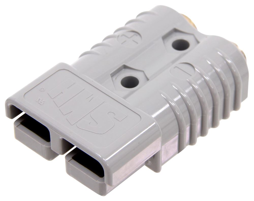 Spectro Stackable Electrical Quick-Connect - 2 Gauge - 175 Amps - Gray - Qty 1 175 Amps SWC60015-8