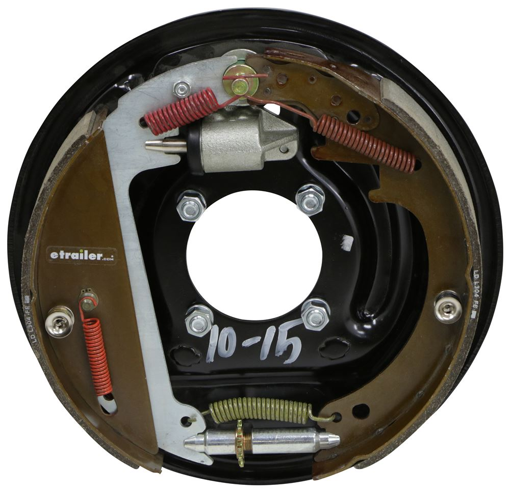 Accessories and Parts T0965200 - Hydraulic Drum Brakes - Titan