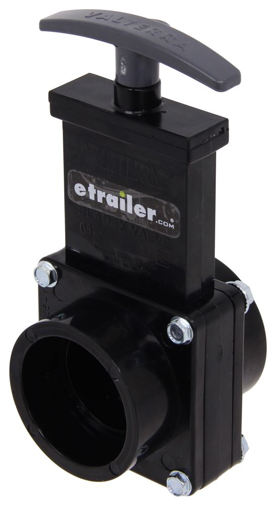 RV Sewer T1001B - Stationary Valve - Valterra