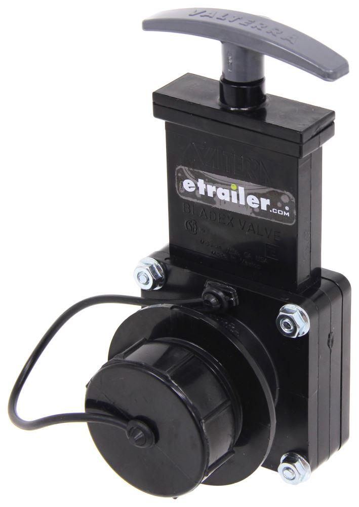 T1001D - Straight Valve Valterra RV Sewer