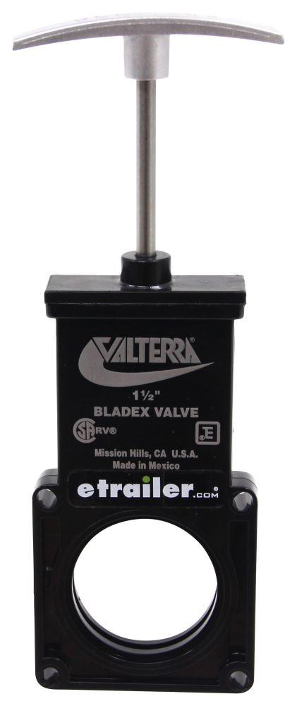 Valterra Stationary Valve RV Sewer - T1001VPM
