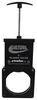 "Valterra Bladex Waste Valve Body for RV Black Water Tank - Plastic Handle - 3"" Diameter Single Waste Valve - Manual T1003VP"