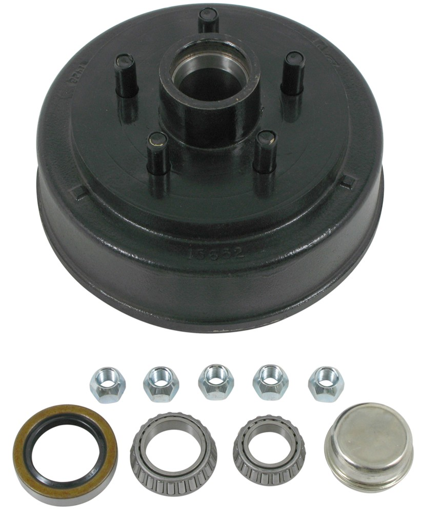 Titan Trailer Hubs and Drums - T1544500042