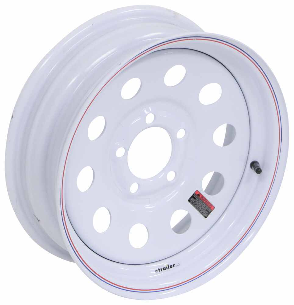Taskmaster 5 on 4-1/2 Inch Trailer Tires and Wheels - T155WM5