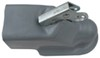 Straight Tongue Trailer Coupler T1755000 - Trigger Latch - Titan