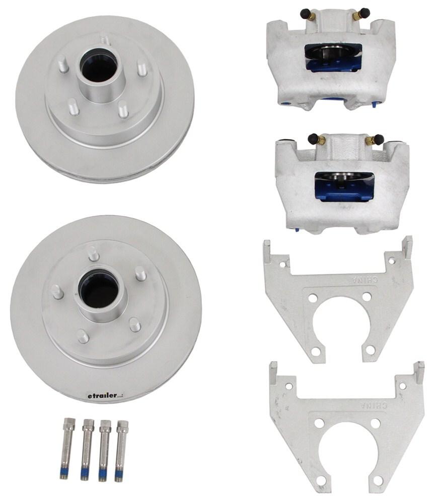 Titan Brake Set Trailer Brakes - T2HRCM10DAC