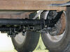 0  trailer axles dexter axle leaf spring suspension 89 inch long in use