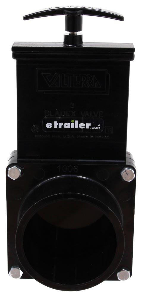 T40A - Straight Valve Valterra RV Sewer