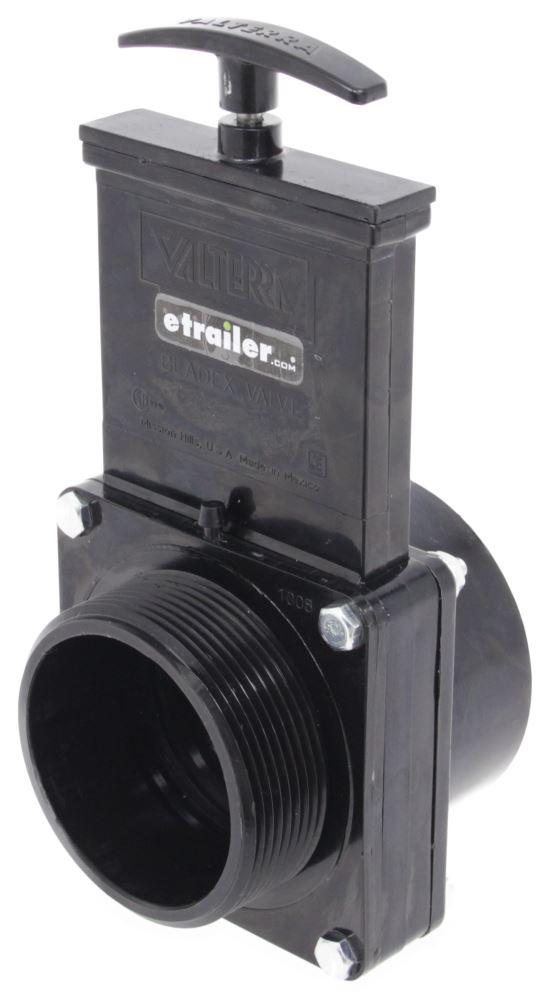 RV Waste Valves T40C - Stationary Valve - Valterra