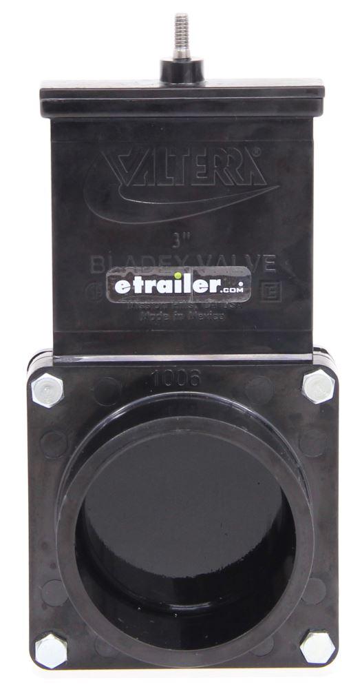 RV Waste Valves T40NH - 3 In Hub - Valterra