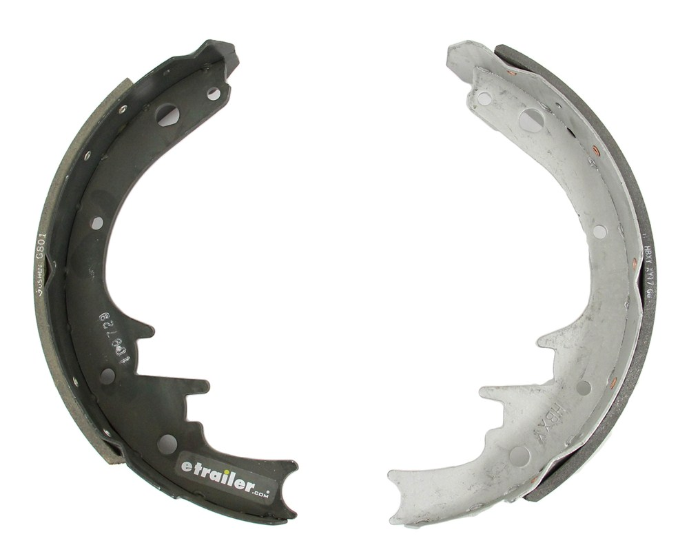 T4742700 - Brake Shoes Titan Accessories and Parts