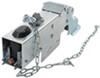 """Titan Zinc-Plated Brake Actuator w/ Drop - Disc - 2-5/16"""" Ball - Bolt On - 12,500 lbs 2-5/16 Inch Ball Coupler T4750600"""