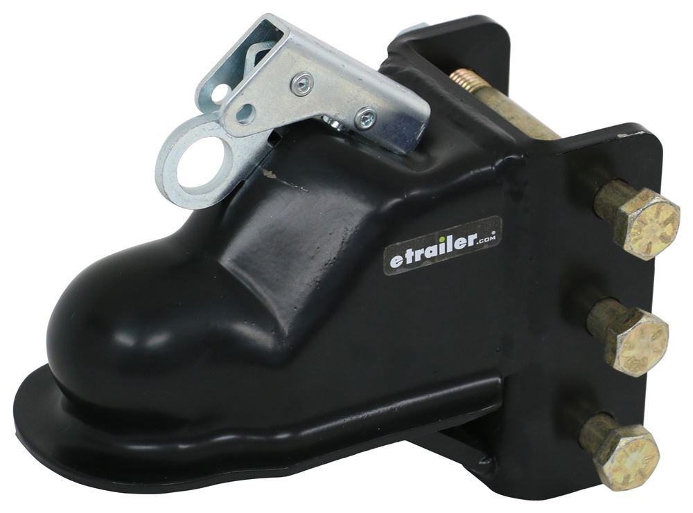 T4855300 - 21000 lbs GTW Titan Adjustable Trailer Coupler
