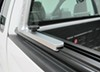 Thule TracRac SR Sliding Truck Bed Ladder Rack w/ Cantilever - 1,250 lbs 3 Bar TH43003XT-000EX on 2006 Ford F-150