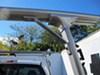 Thule TracRac SR Sliding Truck Bed Ladder Rack w/ Cantilever - 1,250 lbs Sliding Rack TH43002XT-508EX on 2008 Ford F-150