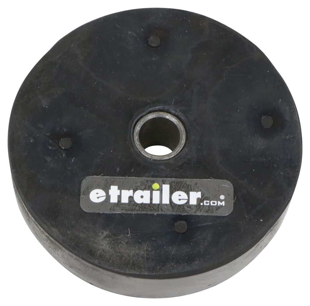 """Timbren 1"""" Spacer For Raised Frame Vehicles - 1/2"""" bushing Lift Spacers TA25723-90AD00"""