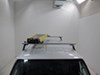 Thule TracRac TracVan Van Ladder Rack - 2 Bar - 500 lbs Fixed Rack TH29055XT on 2009 Ford Van