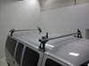 TH29055XT - Fixed Rack Thule Van on 2009 Ford Van