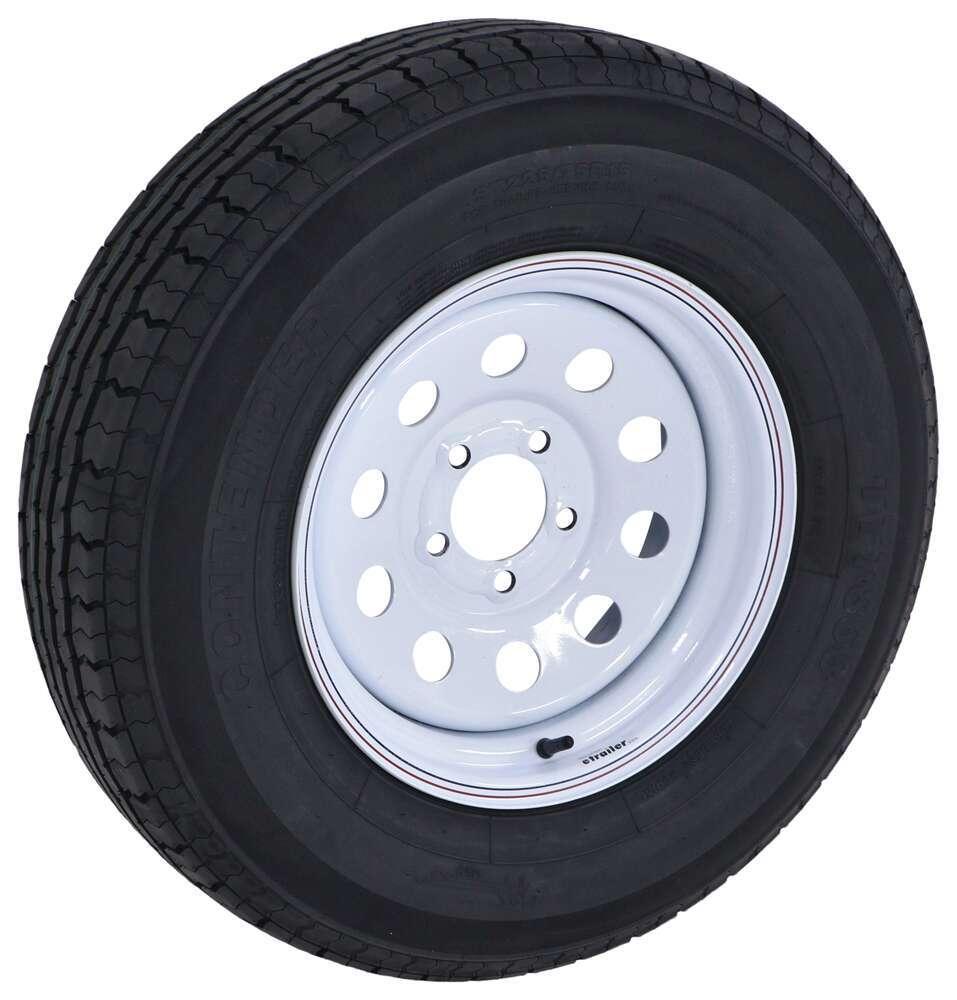 Trailer Tires and Wheels TA47FR - Load Range E - Taskmaster