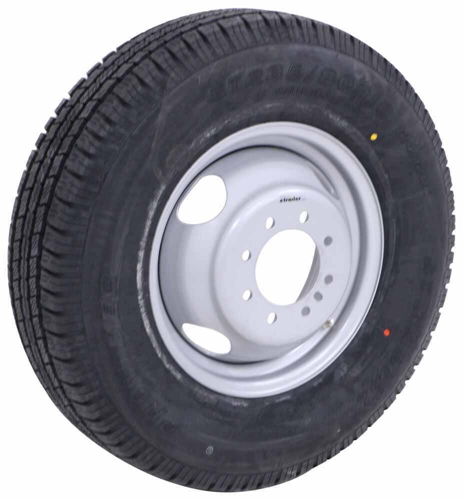 Taskmaster Steel Wheels - Acrylic Enamel Trailer Tires and Wheels - TA96FR