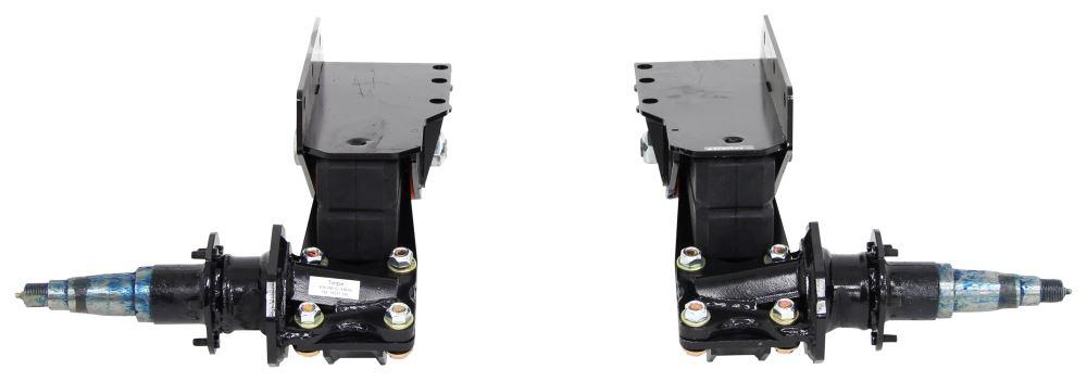 TASR35HDS06 - Spindles Only Timbren Trailer Leaf Spring Suspension