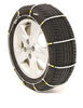Titan Chain Cable Snow Tire Chains - Ladder Pattern - Steel Rollers - 1 Pair No Rim Protection TC1018