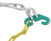 Titan Chain Alloy Snow Tire Chains - Diamond Pattern - Square Link - 1 Pair Deep Snow TC1515
