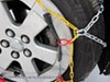 TC1530 - Assisted Titan Chain Tire Chains on 2007 Toyota Prius