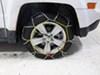 0  tire chains titan chain steel square link alloy snow - diamond pattern 1 pair