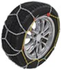 Titan Chain Alloy Snow Tire Chains - Diamond Pattern - Square Link - 1 Pair Deep Snow TC1540